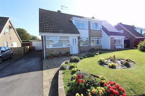 3 bedroom semi-detached bungalow for sale - Danescroft, Bridlington, YO16