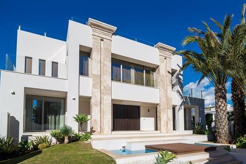 5 bedroom villa - Marbella Golden Mile, Marbella, Malaga