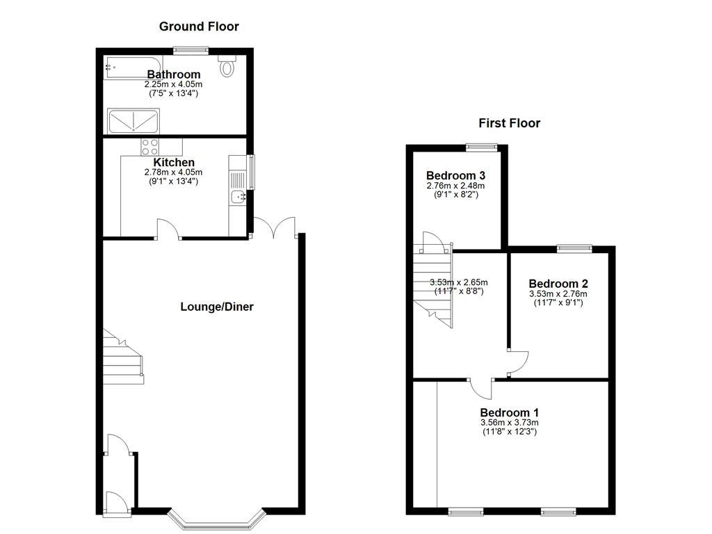 Floorplan: 7 South gipsy rd ...