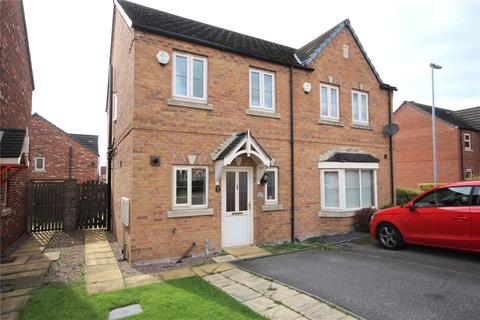 2 bedroom semi-detached house for sale - Shireoaks Way, Grimethorpe, Barnsley, S72