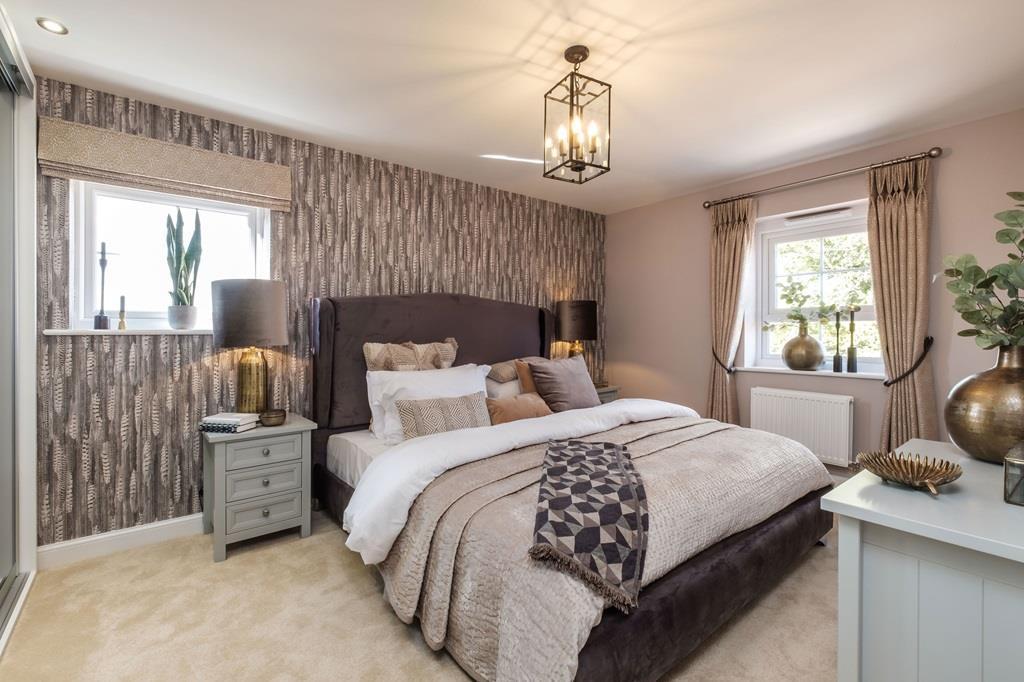 Alderney Bedroom