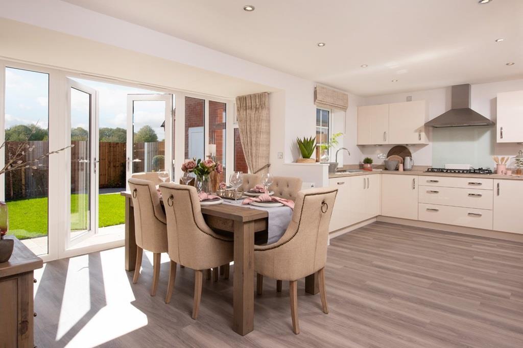 Holden kitchen/diner