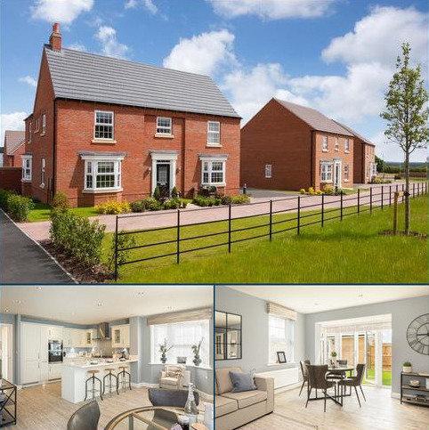 5 bedroom detached house for sale - Plot 237, HENLEY at Highfields, Alton Way, Littleover, DERBY DE23