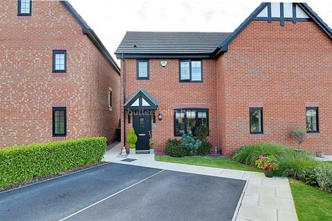 2 bedroom terraced house for sale - Illidge Close, Willaston