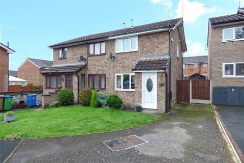 2 bedroom semi-detached house for sale - High Hurst Close, Rhodes, Middleton, Manchester, M24
