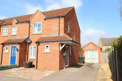 2 bedroom end of terrace house for sale - Swallow Crest, Sandy SG19
