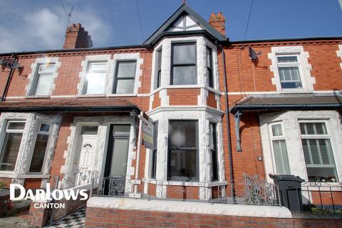 3 bedroom terraced house for sale - Brunswick Street, Cardiff