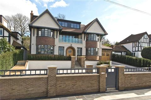 6 bedroom detached house to rent - Home Park Road, SW19