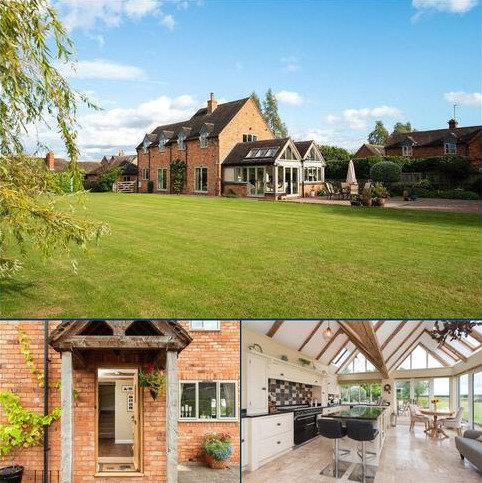 3 bedroom detached house for sale - Naunton, Upton-upon-Severn, Worcester, Worcestershire, WR8