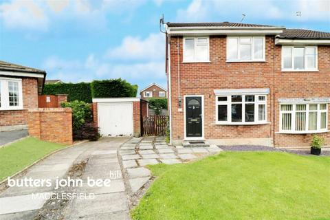 3 bedroom semi-detached house for sale - Newlyn Avenue, Macclesfield