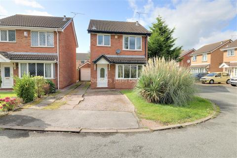 3 bedroom detached house for sale - Carrington Way, Crewe