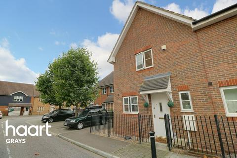 3 bedroom terraced house for sale - Caspian Way, Purfleet, RM19 1LD