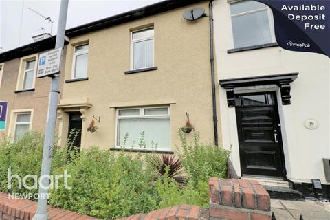 4 bedroom terraced house to rent - Fairoak Terrace, Maindee