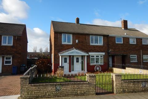 3 bedroom semi-detached house to rent - Soanne Gardens, South Shields, NE34 8NN
