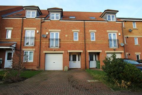 5 bedroom townhouse for sale - Renforth Close, Gateshead, Tyne and wear, NE8 3JB