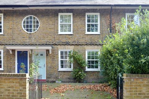 2 bedroom terraced house to rent - Thermopylae Gate, Isle of Dogs E14