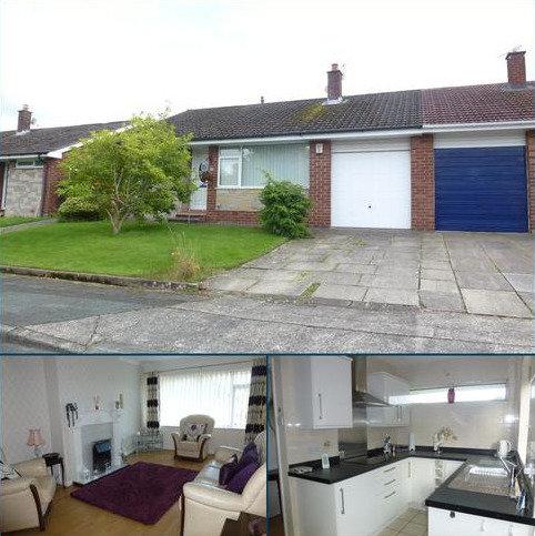 3 bedroom semi-detached bungalow for sale - ENNERDALE CLOSE, LEYLAND PR25