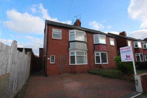 2 bedroom semi-detached house to rent - Sunlea Avenue, Cullercoats.  NE30 3DT.