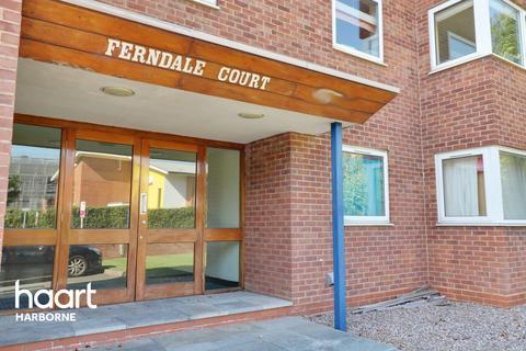 2 bedroom flat for sale - Ferndale Court, Metchley Lane, Harborne