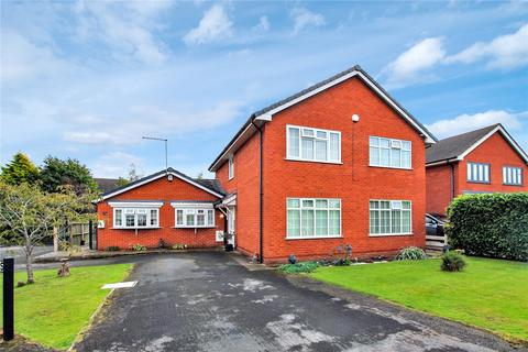4 bedroom detached house for sale - Howbeck Crescent, Wybunbury, Nantwich, Cheshire, CW5