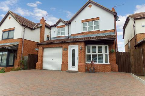3 bedroom detached house for sale - The Coppice, Easington Colliery, Peterlee, Durham, SR8 3NU