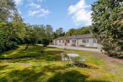 4 bedroom detached house for sale - Slanting Hill, Hermitage, Thatcham, Berkshire, RG18