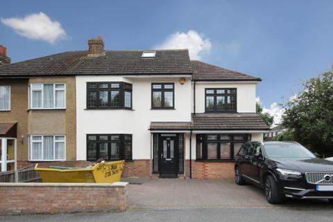 5 bedroom semi-detached house for sale - Fitzilian Avenue, Harold Wood, Romford, RM3