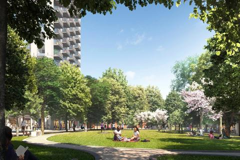 2 bedroom apartment for sale - Park Drive, Canary Wharf, E14