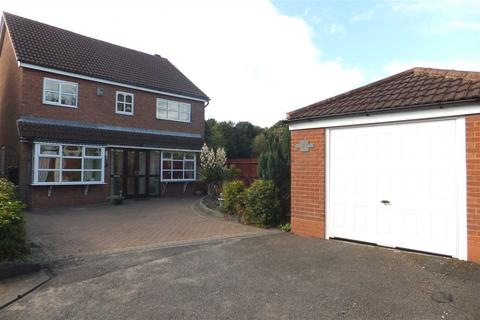 4 bedroom detached house to rent - Barnfield Drive, Solihull, Solihull