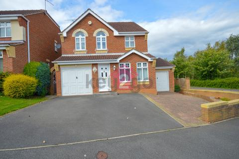 4 bedroom detached house for sale - John Hibbard Close, Woodhouse, Sheffield