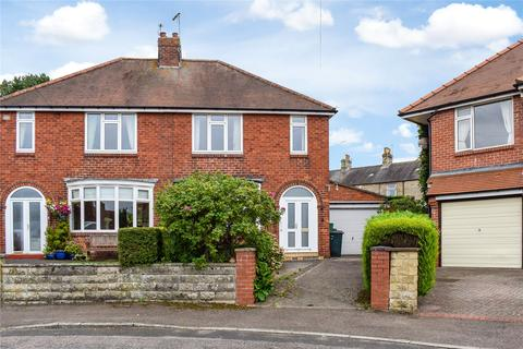 3 bedroom semi-detached house for sale - Cleveland Road, Barnard Castle, Durham, DL12