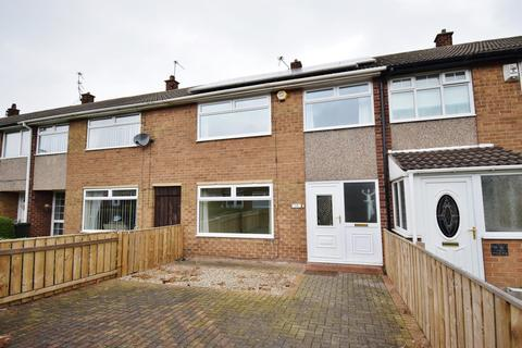3 bedroom terraced house for sale - Rudland Walk, Whale Hill, Middlesbrough, TS6 8BH