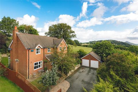 4 bedroom detached house for sale - Gungrog Hill, Welshpool, Powys