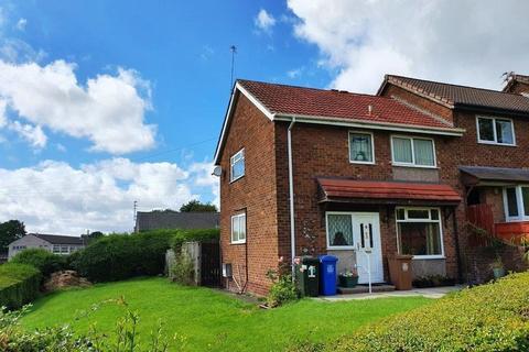 2 bedroom end of terrace house for sale - Birnam Grove, Heywood