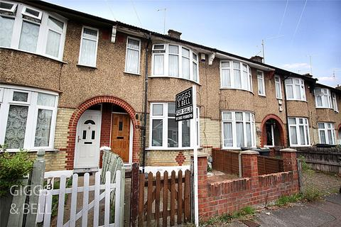 2 bedroom terraced house for sale - St. Monicas Avenue, Luton, Bedfordshire, LU3