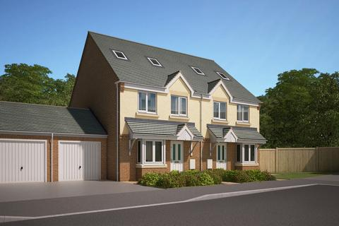 4 bedroom semi-detached house for sale - Plot 8 - The Pinewood, Primrose Court