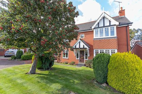 5 bedroom detached house for sale - Bloomsbury Court, Gosforth