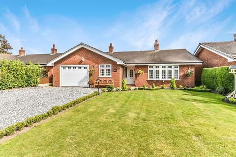 3 bedroom detached bungalow for sale - Riddings Lane, Wybunbury, Nantwich