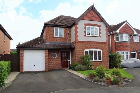 4 bedroom detached house for sale - Cromwell Way, Penwortham, Preston