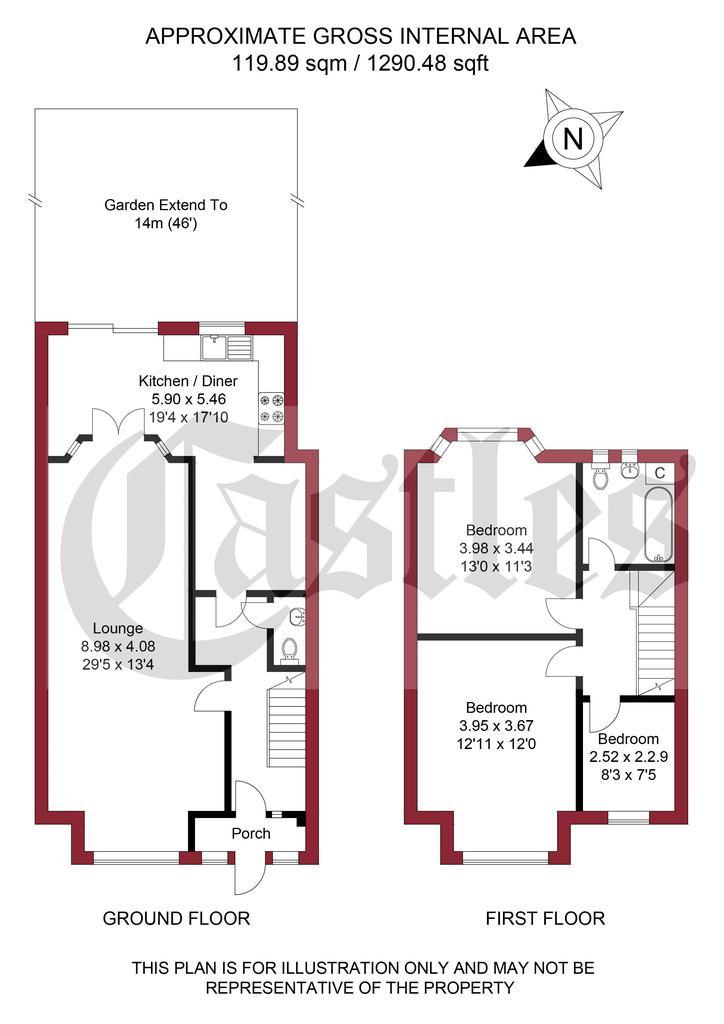 Floorplan: Sirdar