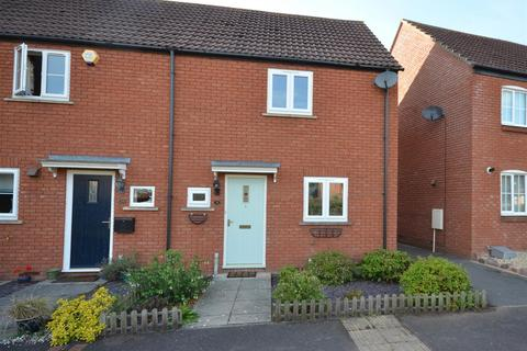 2 bedroom end of terrace house for sale - Graham Way, Cotford St. Luke, Taunton