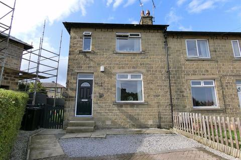 3 bedroom end of terrace house for sale - Bradshaw Crescent, Honley, Holmfirth
