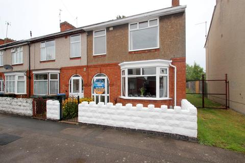 3 bedroom end of terrace house for sale - Lindley Road, Stoke, Coventry, CV3 1GX