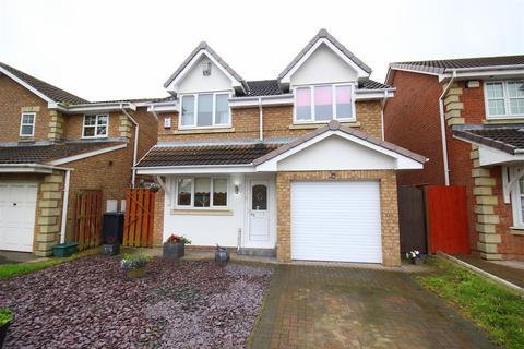 4 bedroom detached house for sale - Muirkirk Grove, Darlington