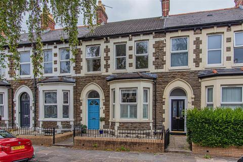 4 bedroom house for sale - Rawden Place, Riverside, Cardiff