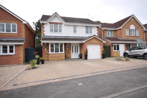 4 bedroom detached house for sale - Clover Drive, Etherley Dene