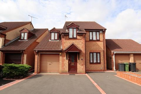 4 bedroom detached house for sale - Gold Close, Maple Park, Nuneaton, CV11