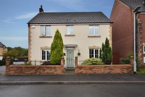 4 bedroom detached house for sale - Clos San Pedre, Cockett, Swansea