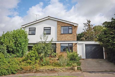 4 bedroom detached house for sale - Lawrence Close, Charlton Kings, Cheltenham, GL52