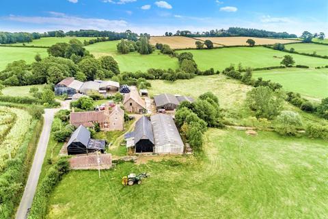 Farm for sale - Brockmanton Court Farm, Pudleston, Leominster